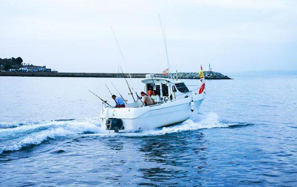 Imprescindible para saber de que estamos hablando: Licencia de pesca recreativa desde embarcación.